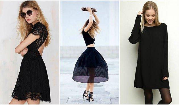 6fa97f7fa7 5 kis fekete ruha, ami a te gardróbodból sem hiányozhat